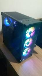 PC Gamer i7-10700k-32Gb Ram (Pronto p/ receber qualquer placa de vídeo)