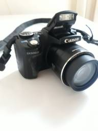 Camera CANON  sx500 is Com Case
