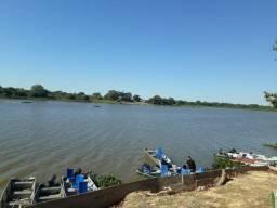 Rancho em Albuquerque, próximo Rio Paraguai
