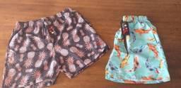 Atacado shorts mauricinho tactel