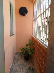 Alugo casa 3/4 com cobertura, Boca do Rio