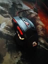Mouse Gamer 2400dpi Com Quickfire