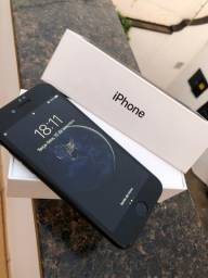 Iphone 7 semi-novo preto 32gb