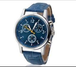 Relógio Jeans Masculino