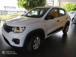 Kwid Zen Branco á partir de R$ 44.990,00 Emplacado, Último lote!!!