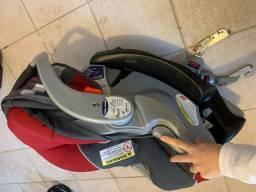 Bebê conforto com base para carro baby trend expedition
