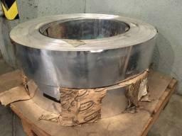 Bobina de alumínio espessura 0,3mm