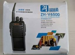 Kit 3 Rádios Comunicadores completos alcance de 5kms