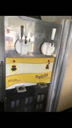Maquina de milkshake e sorvete