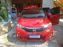 Honda Fit 2015 Automatico