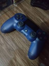 Controle Dualshock Ps4 Midnigth Blue