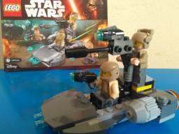 Star Wars Combate Da Resistência - Lego 75131