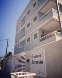 Excelente apartamento 02 quartos próximo à prefeitura - Rio das Ostras - RJ