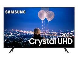 "Smart Tv Samsung 65"" polegadas Tu * - Lacrada"