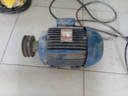 Motor trifasico 4cv baixa rotação