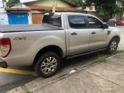 Ranger 17/17 Diesel na garantia de fábrica FORD
