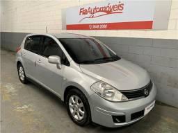 Nissan TIIDA 1.8s 16v gasolina 4p automático
