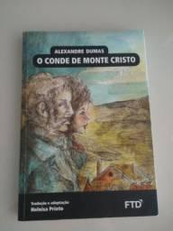 """Livro """" O Conde de Monte Cristo"""""""