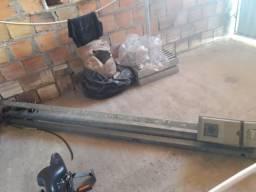 Vendo poste kit ferro de 5 metros