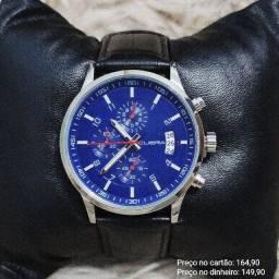 Relógio Masculino Original Cuena 100% Funcional