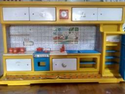 Cozinha infantil peça de antiguidade