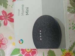 Google Home Mini assistente
