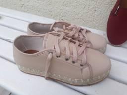 Tênis e sapatilhas casual feminino
