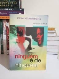 Livro - Ninguém é de ninguém