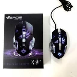 Título do anúncio: Mouse Game X8