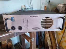 Amplificador Thunder Light AP.6000