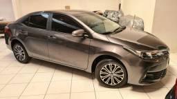 Corolla GLI 1.8 CVT 2018 Automático 2018, Financio.