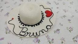 Chapéus personalizado girassol