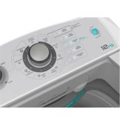 Máquina de lavar 12 kg nova