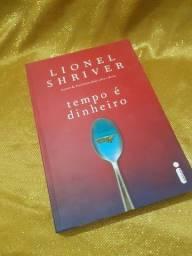 """Livro """"Tempo é Dinheiro"""""""