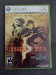 jogo Resident Evil xbox 360