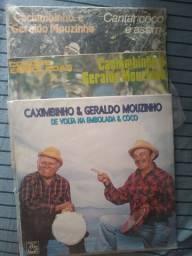 Kit disco Cachimbinho & Geraldo Mouzinho