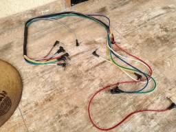 Multicabo Para Bateria Eletrônica 7 Vias