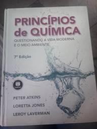 Livro princípios de química