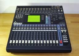 Mesa De Som Digital Yamaha 01v96 - Parcelo no cartão