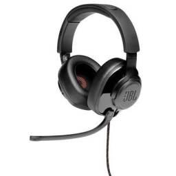 Fone de Ouvido Headset para jogos JBL Quantum 200 Preto