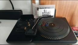 DJ hero PS3 + JOGO DJ HERO 2
