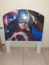 Cama do Capitão América