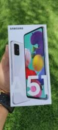 Galaxy A51 128gb (com nota fiscal)