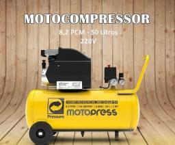 Motocompressor de Ar PRESSURE - MOTO - PRESS