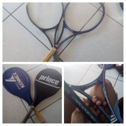 Raquete profissional de Tennis