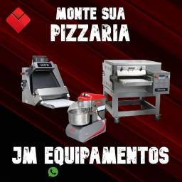 Geovane equipamentos para pizzaria parcelas até 48x via banco com avaliação