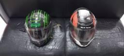 Vendo os 2 capacetes