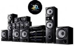 Potente Home Theater Sony Muteki 7.4 Monstro de 2095W