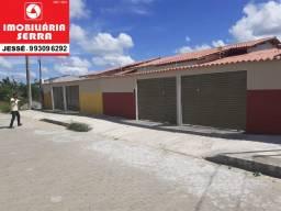 JES 007. Vendo casa nova em Macafé Serra Sede com 70M²