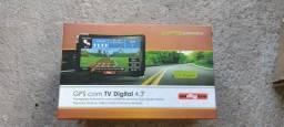 Gps Automotivo com tv digital